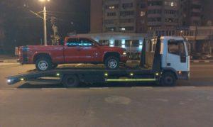 Вызов эвакуатора в Харькове, круглосуточная автопомощь