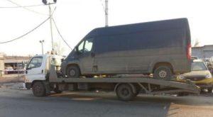 Эвакуация и перевозки микроавтобусов, газелей в Харькове