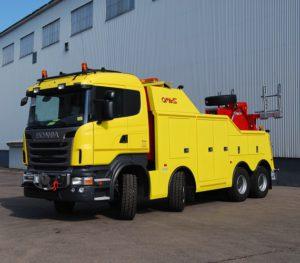 Эвакуатор для грузовиков и спецтехники